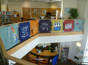 Brixham library hangings  - best